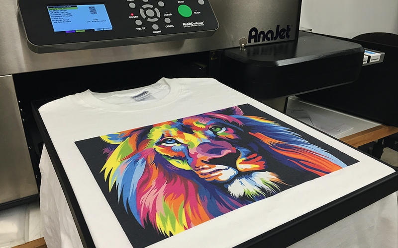 sells store select for genuine DTG Printing T-Shirts Agency